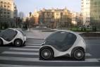 Hiriko 城市概念小汽车