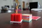Cubix Office Set 办公用具设计