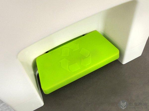 创意垃圾桶设计(二)