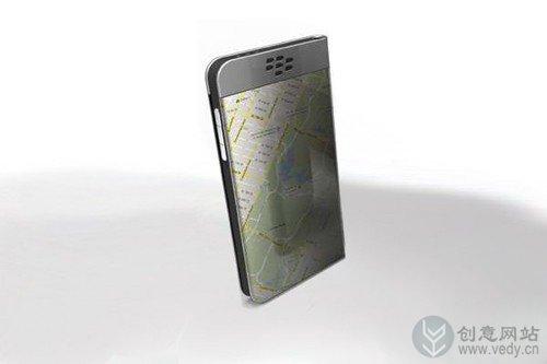 黑莓概念手机(二)