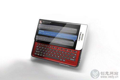 黑莓概念手机(四)