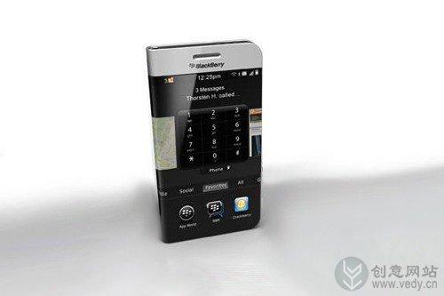黑莓概念手机(三)