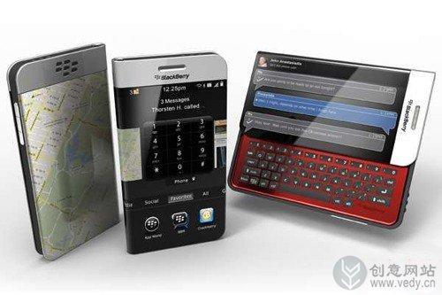 黑莓概念手机(五)