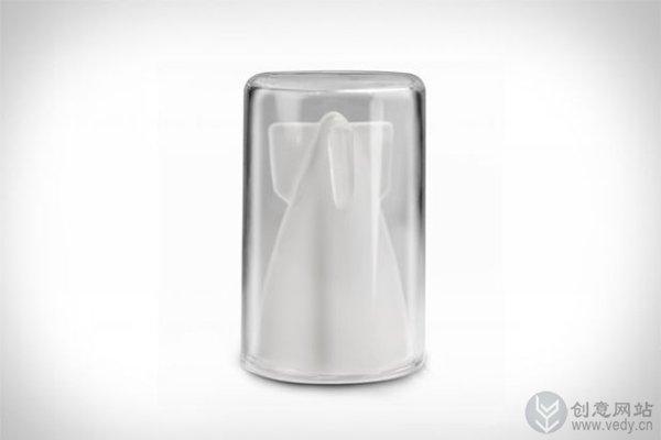 炸弹客的创意双层玻璃酒杯(三)