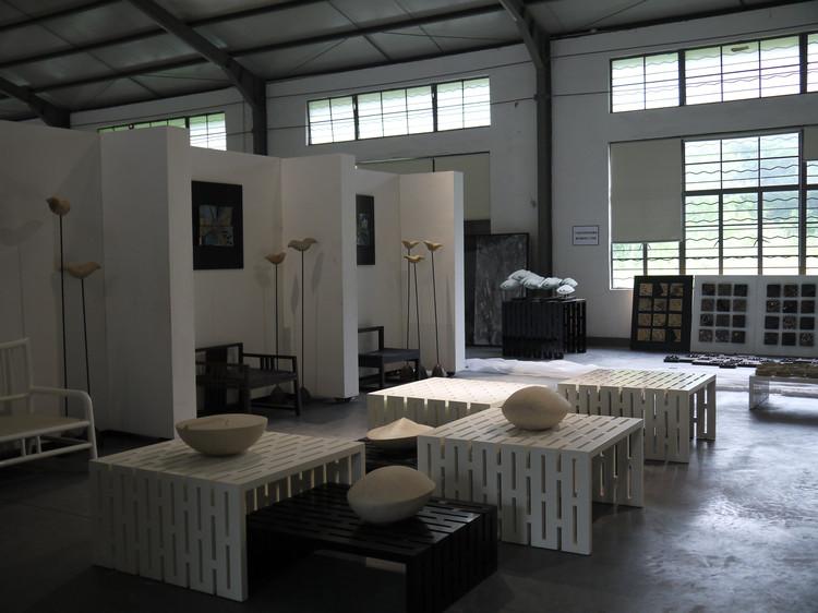 红砖厂创意园室内陈列