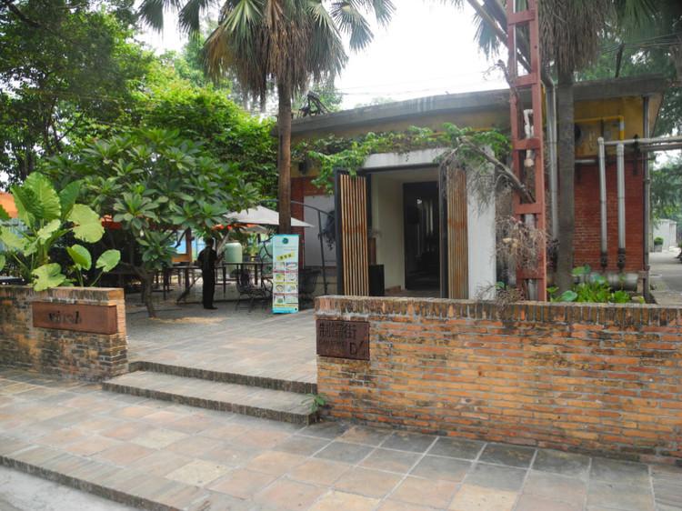 红砖厂创意园建筑