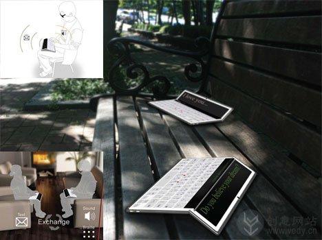韩国东西大学毕业设计展的创意作品