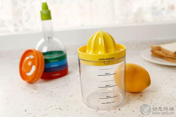 多功能的创意厨房用品8件套(二)