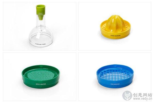 多功能的创意厨房用品8件套(四)