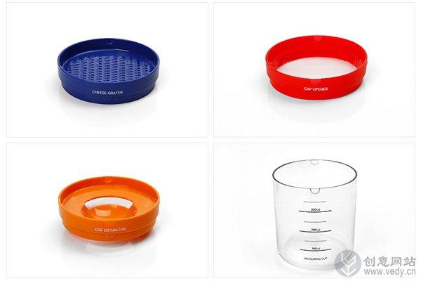 多功能的创意厨房用品8件套(五)