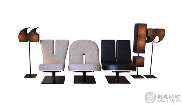 有趣的创意椅子设计(三)