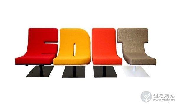 有趣的创意椅子设计(二)