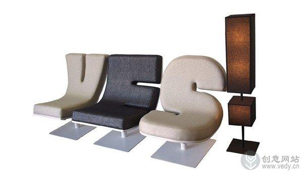 有趣的创意椅子设计(四)