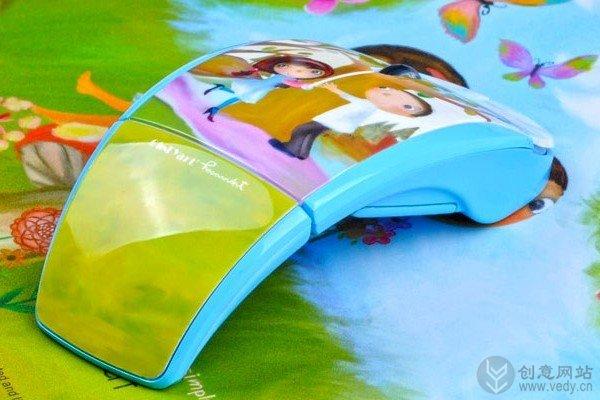 创意艺术折叠鼠标(三)