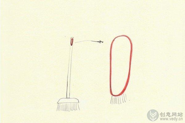 趣味十足的扫把创意(五)