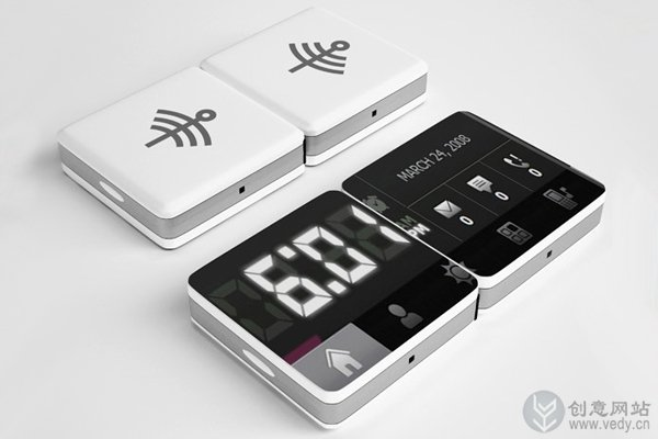Mobikoma 概念手机(三)