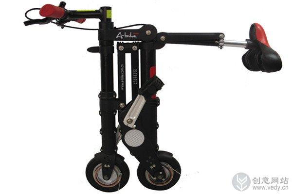 创意AS530X可折叠高配置自行车(三)