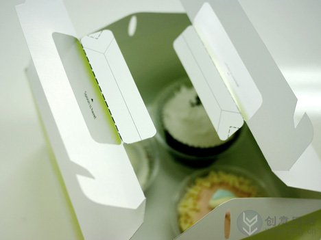 蛋糕包装盒的创意包装设计