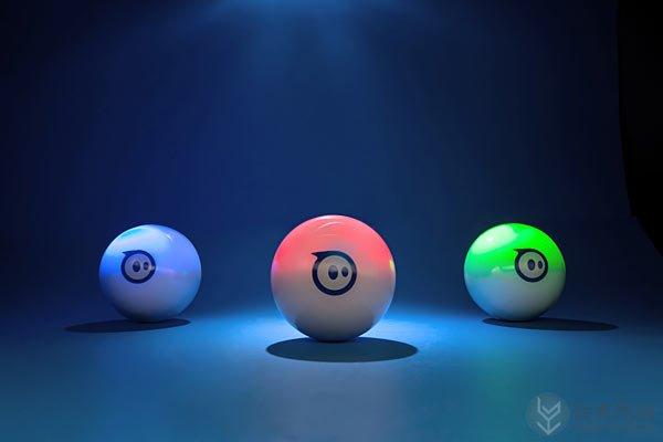 Sphero 球形机器人(三)