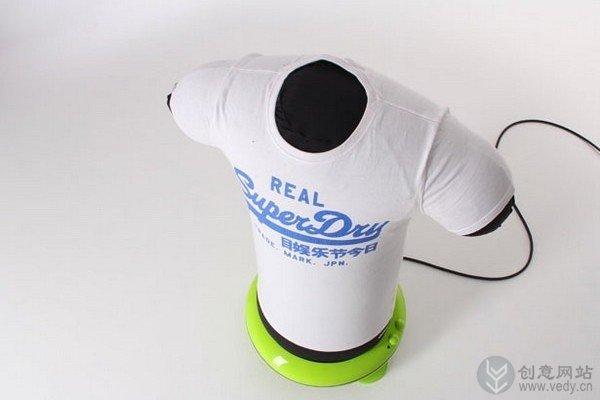 创意熨烫系统的衣服烘干器(四)
