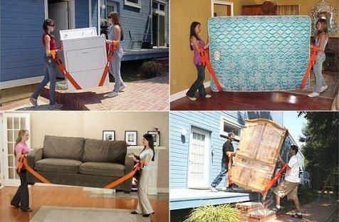 物品家具搬运专用的创意绑带