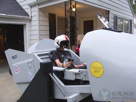 DIY模拟飞行器