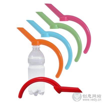 创意的塑料盖子浇花壶嘴