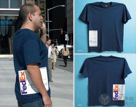 创意设计的T恤集锦