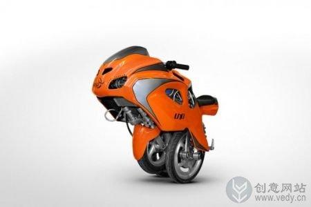 变形金刚之变形摩托车