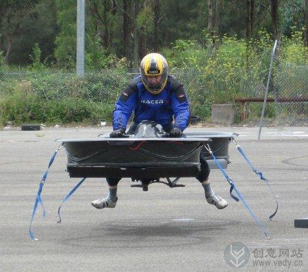 悬浮飞行的概念飞行器设计