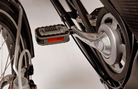 躺着骑的休闲创意自行车