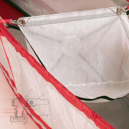 组装便携的折叠皮划艇创意设计