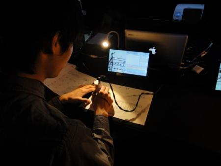 手持乐谱扫描仪的创意产品设计