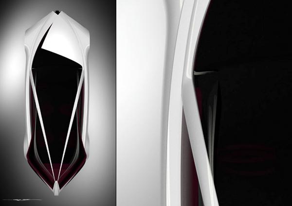 2017阿尔法.罗密欧(Alfa Romeo)概念汽车设计