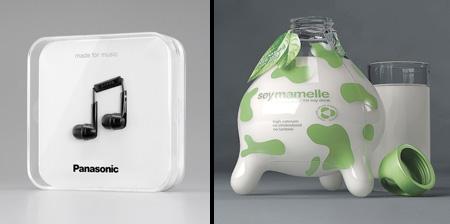 有趣的产品创意包装设计
