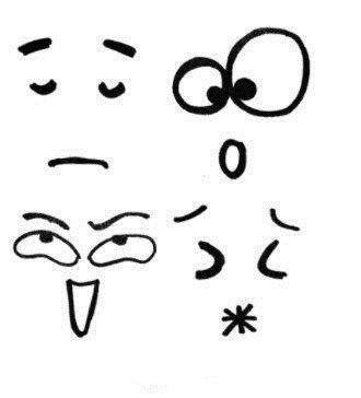 创意手绘表情包