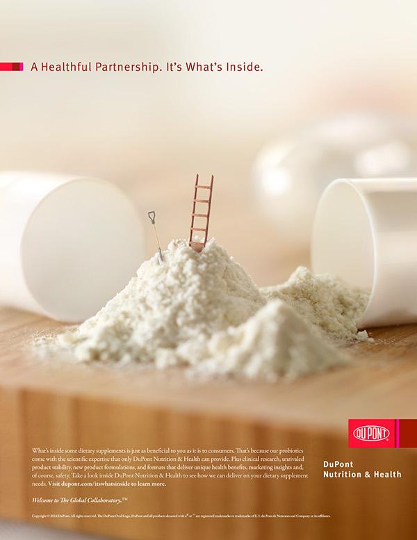 国外美食创意广告设计