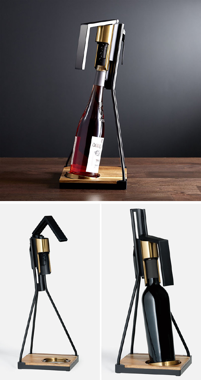 有创意的红酒开瓶器