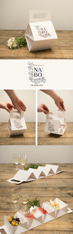 有趣的食品包装创意设计