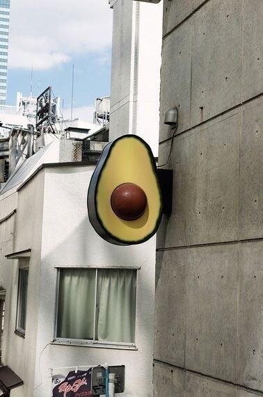 门头广告招牌的实物创意设计