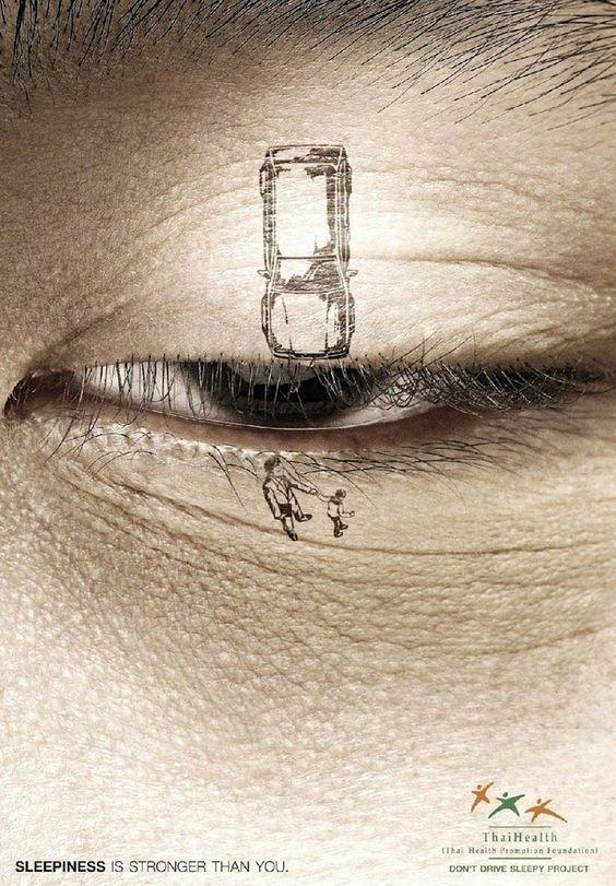 国外创意公益广告设计
