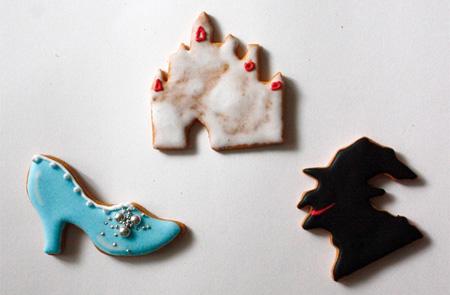 DIY创意饼干自制