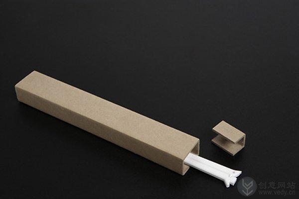 提倡环保理念的创意筷子