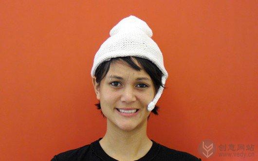 让你微笑的创意帽子设计