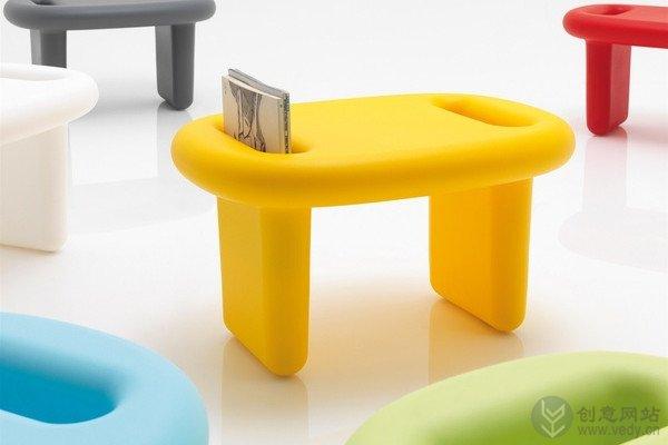 多用途的创意小家具组合