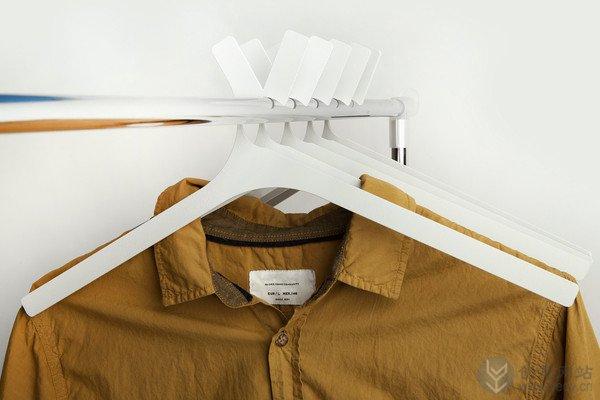 造型简洁可爱的创意衣架