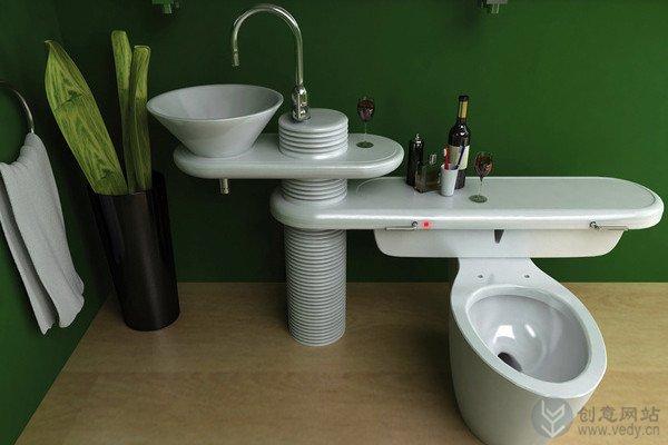 创意家居的环保节水系统