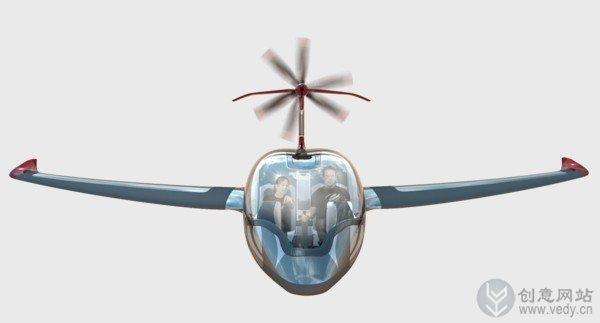 水陆两用观光游览飞机概念设计