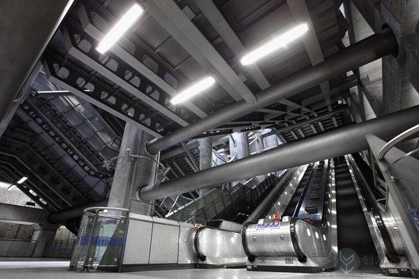 威斯敏斯特地铁站,伦敦